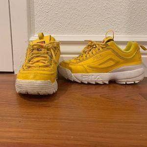 Yellow Filas